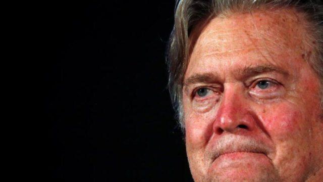 Ex asesor de Trump, Steve Bannon es detenido por fraude _forbes