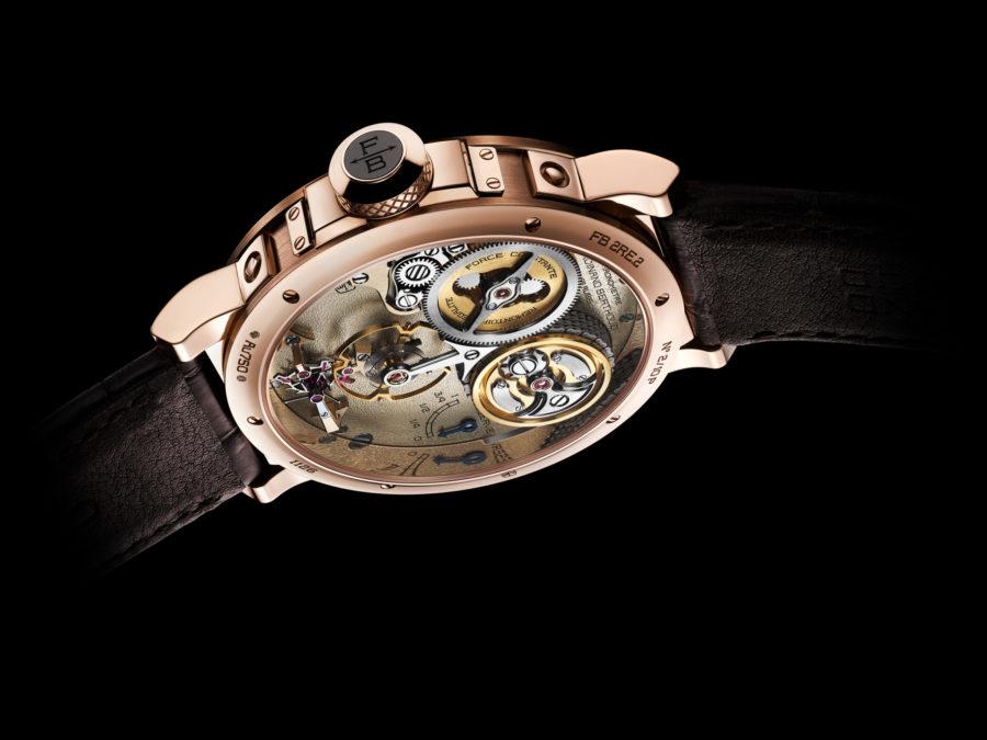 Cronomètre FB 2RE: el portentoso reloj de Ferdinand Berthoud