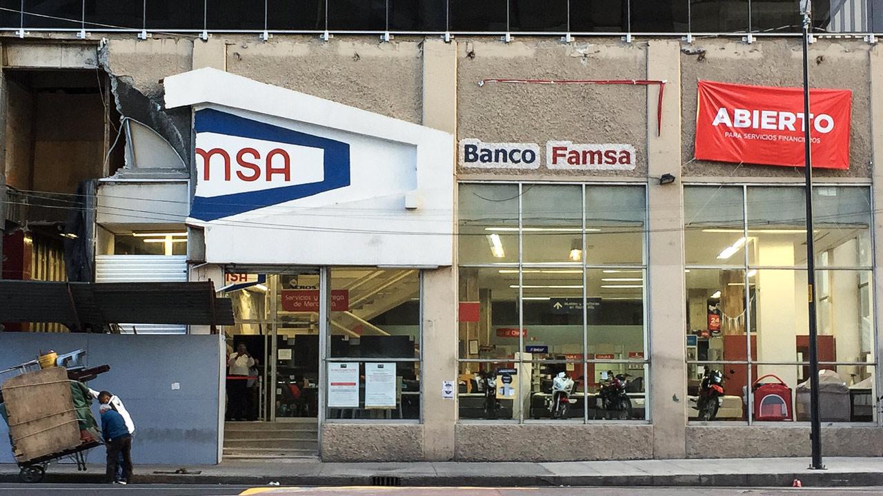 Grupo Famsa releva a su presidente en medio de concurso mercantil