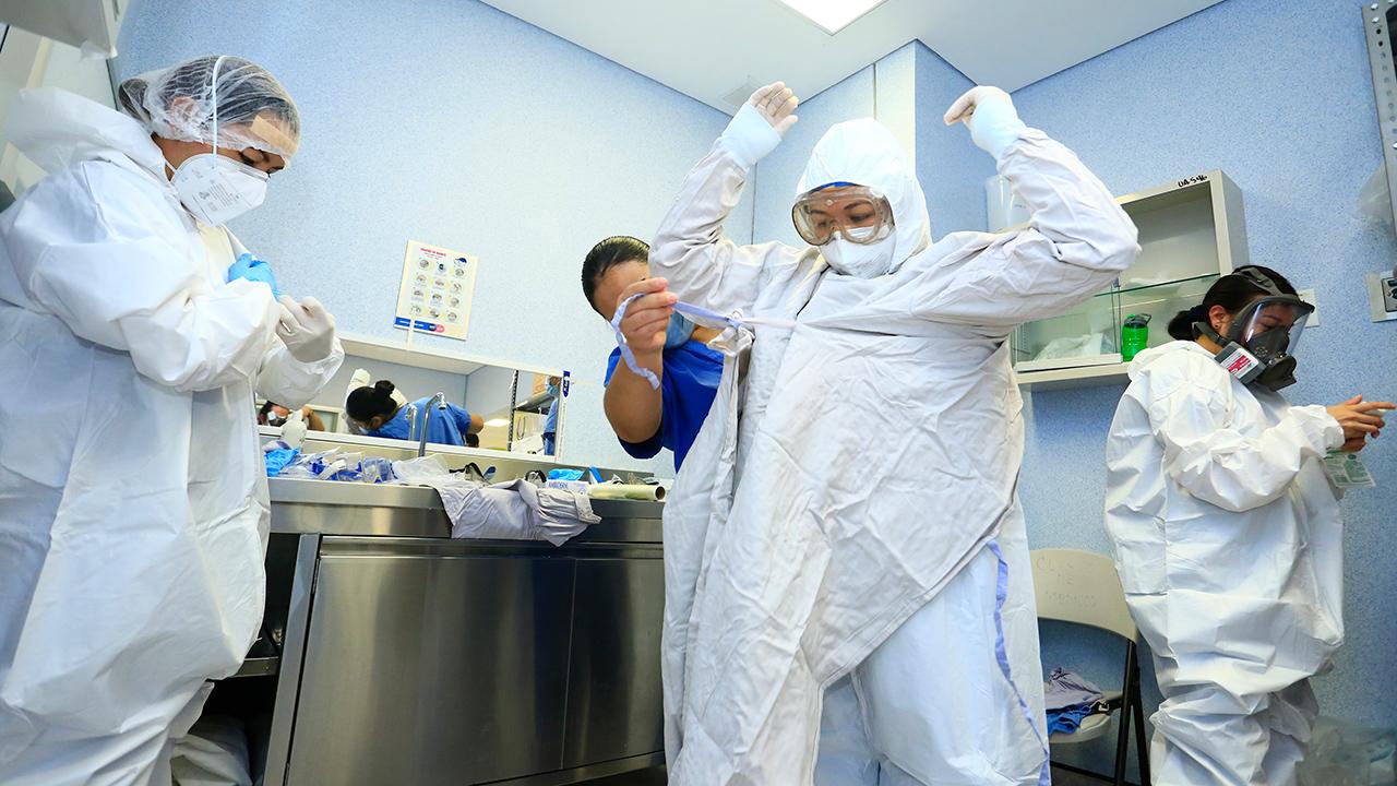 Hospitales de Bélgica piden ayuda ante inminente colapso por Covid-19