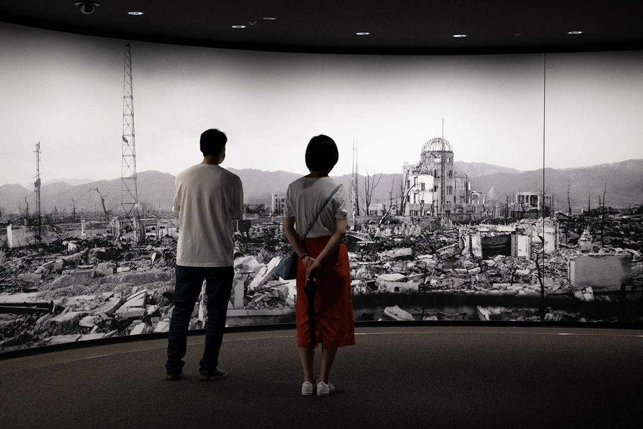 Hiroshima: a 75 años del  ataque de EU con armas nucleares contra civiles