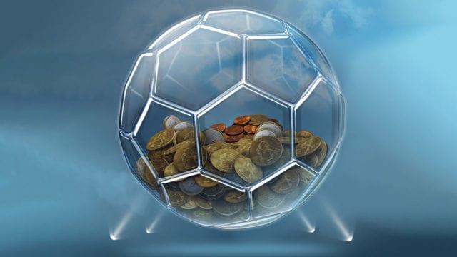 Soccer futbol dinero balon