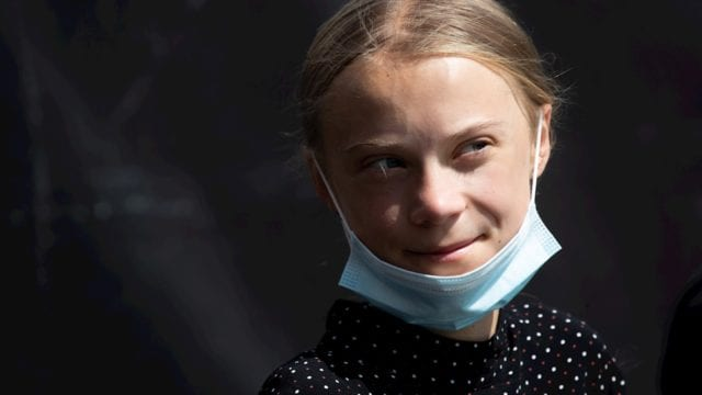 Greta Thunberg_angela_merkel_reunión