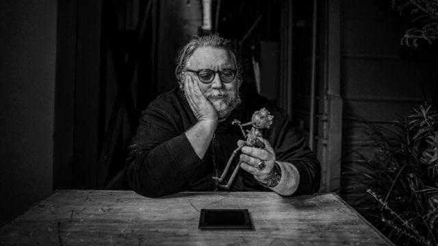 Guillermo Del Toro Netflix Pinnochio