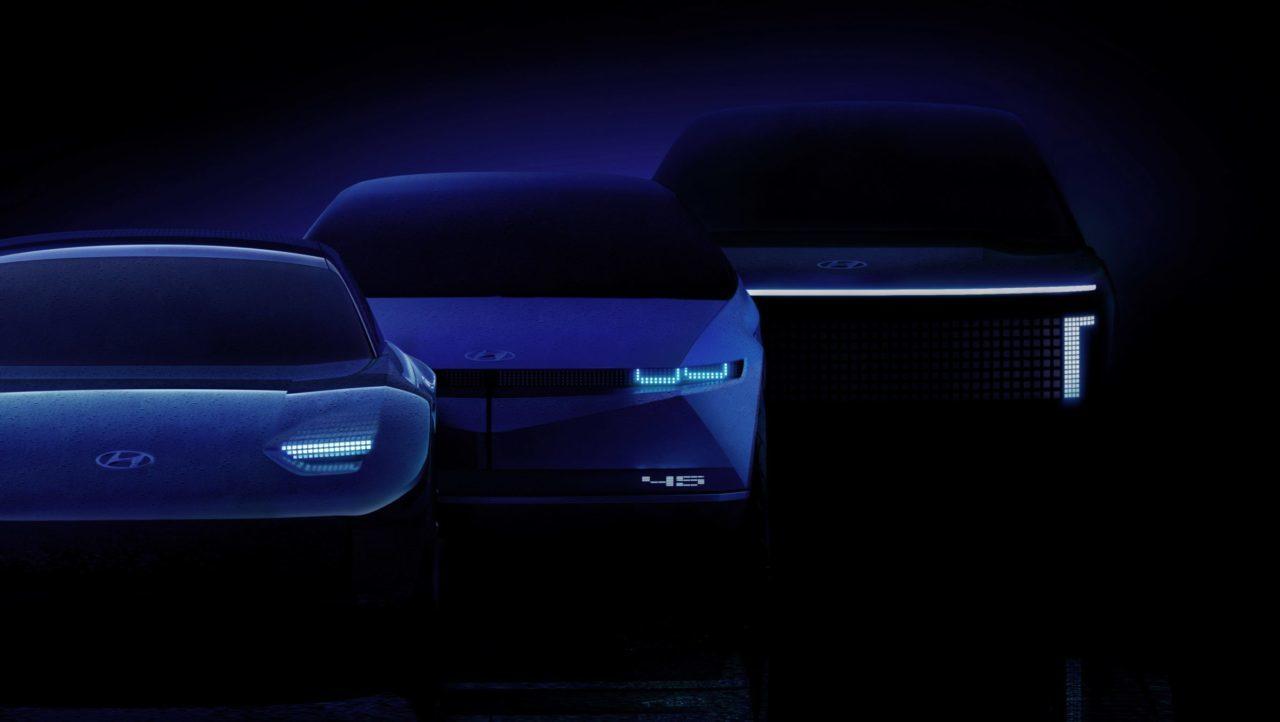 Hyundai lanza nueva marca dedicada a los autos eléctricos