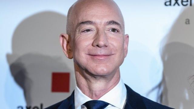 Jeff Bezos-amazon-acciones-venta
