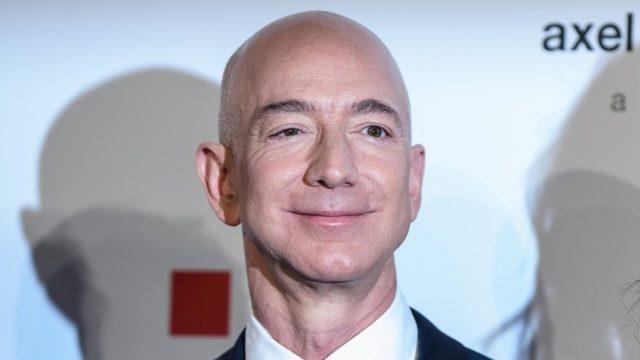 Bezos lista Forbes 400