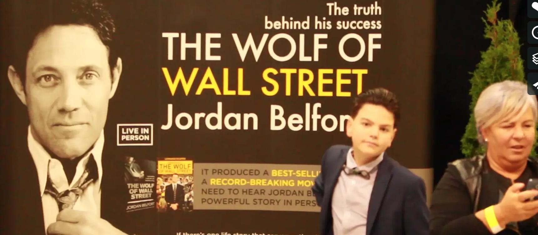 Confidencias: Guillermo Salinas y el 'Lobo de Wall Street' salen de 'cacería'