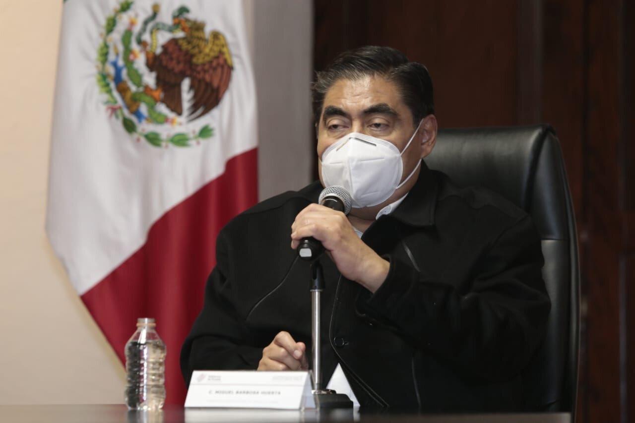 Miguel Barbosa rechaza haber recibido sobornos en el caso Lozoya