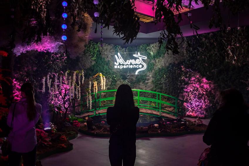 """VIDEO: México da la bienvenida a la exhibición """"Monet Experience & The Impressionists"""""""