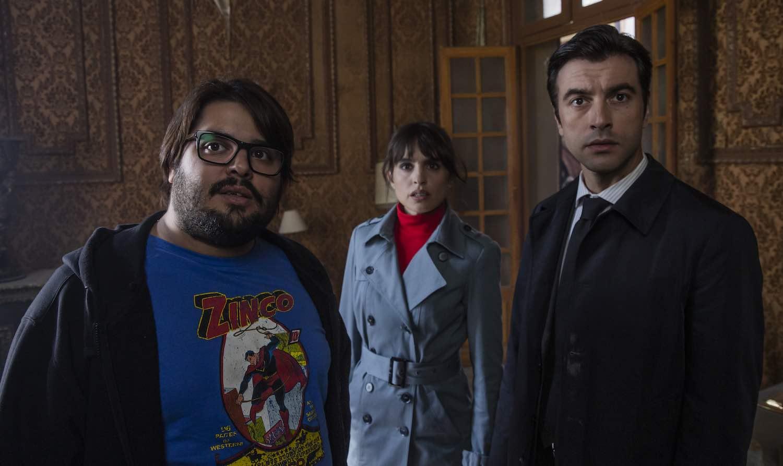 Orígenes Secretos Netflix superhéroes