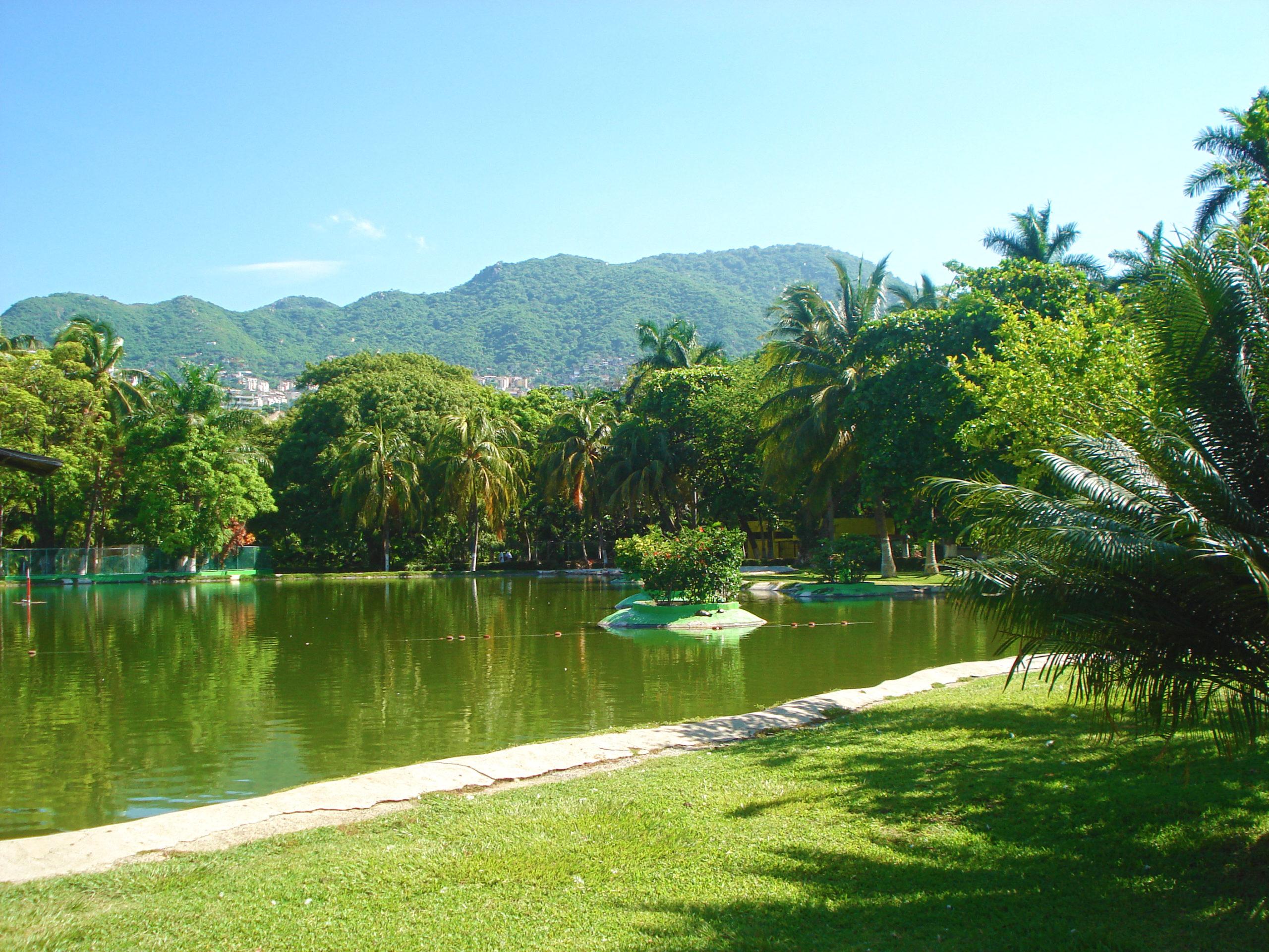 Inversión de 300 mdp para dar un nuevo rostro al Parque Papagayo de Acapulco