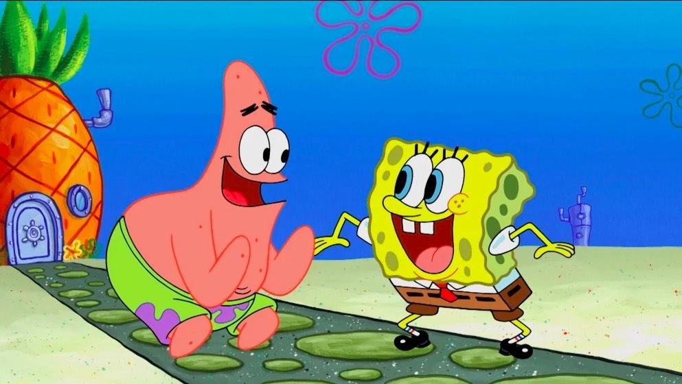 Nickelodeon elimina un episodio de 'Bob Esponja' con alusión a una cuarentena