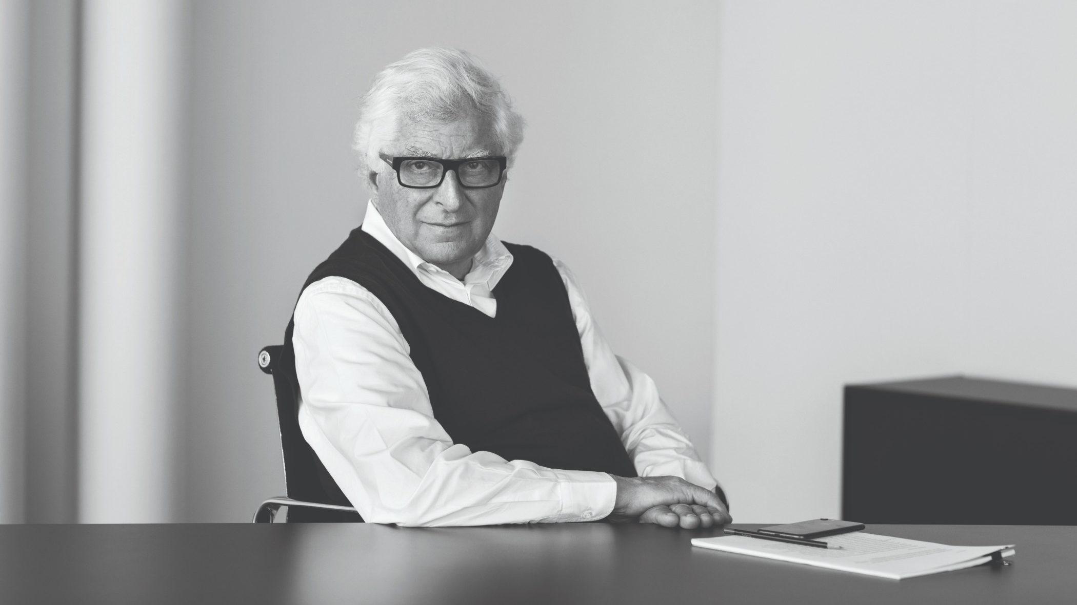 Patrizio Bertelli revela el futuro de Prada