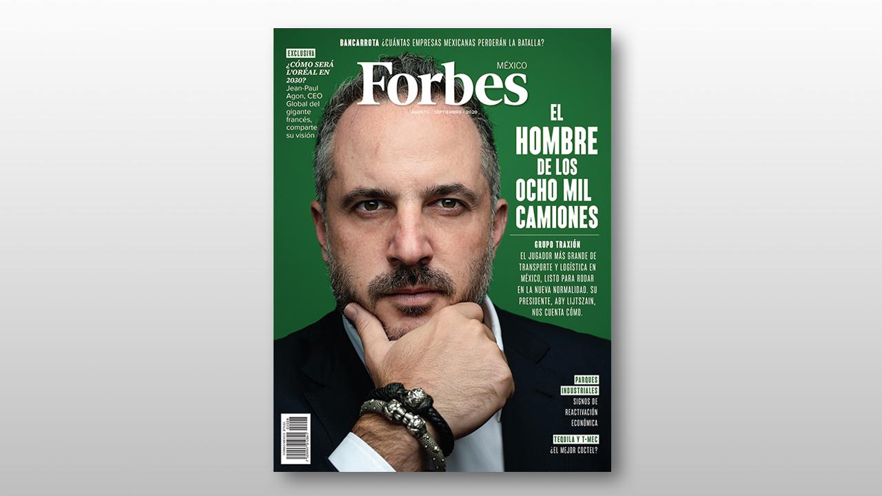 Revista Forbes México: El secreto de Traxión para enfrentar (y vencer) la pandemia