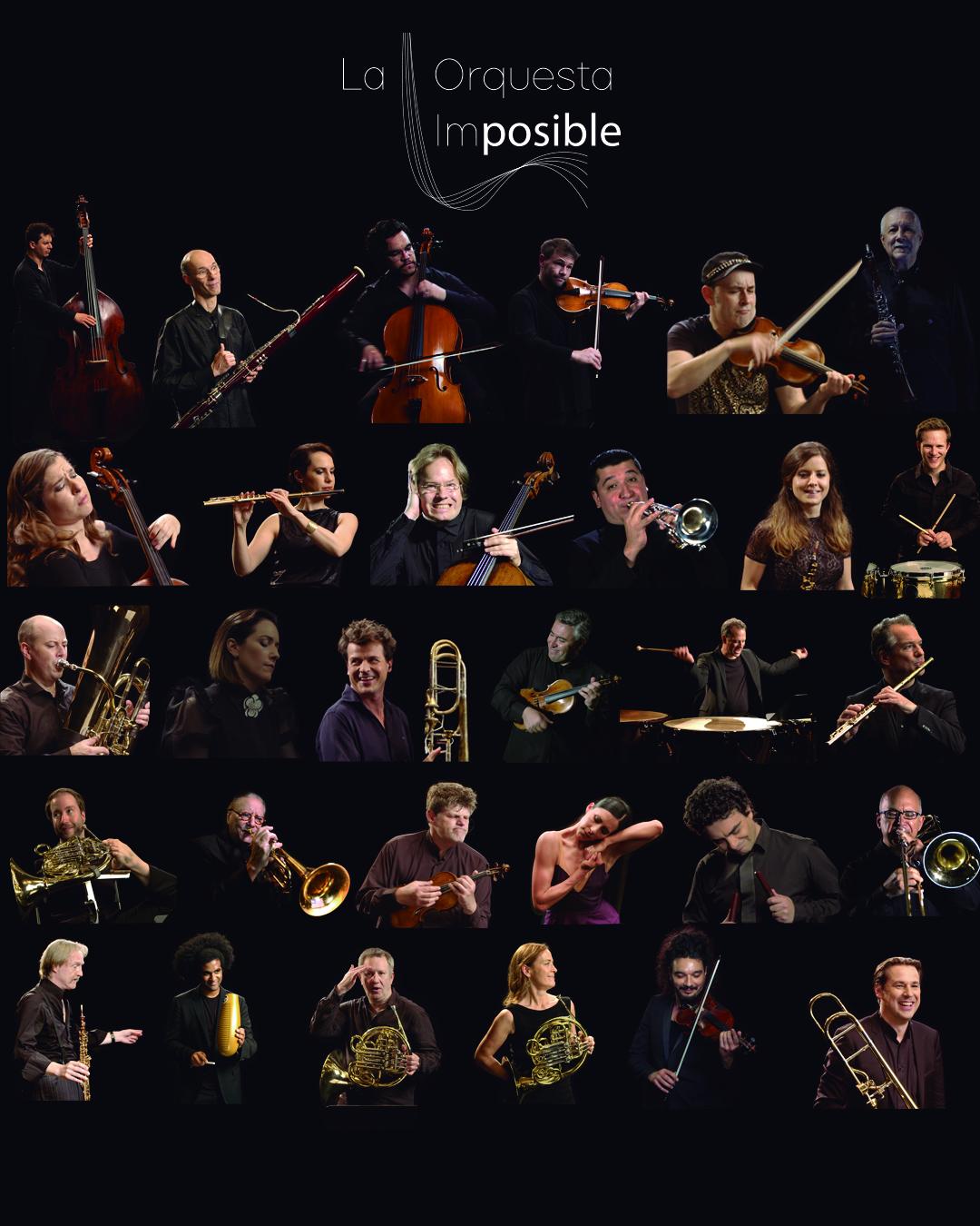 La orquesta imposible alondra de la parra