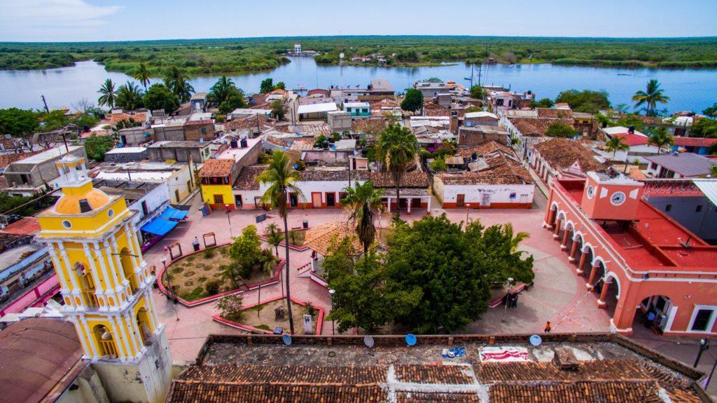 Isla de Mexcaltitán Pueblo Mágico