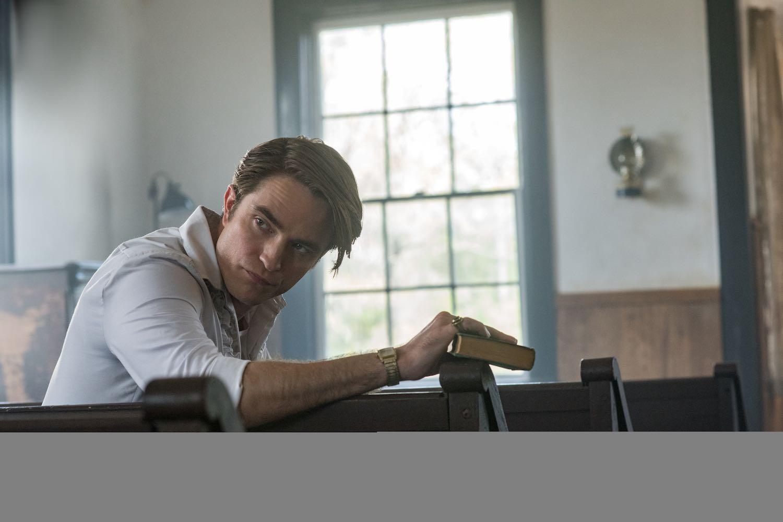 Robert Pattinson Tom Holland Netflix