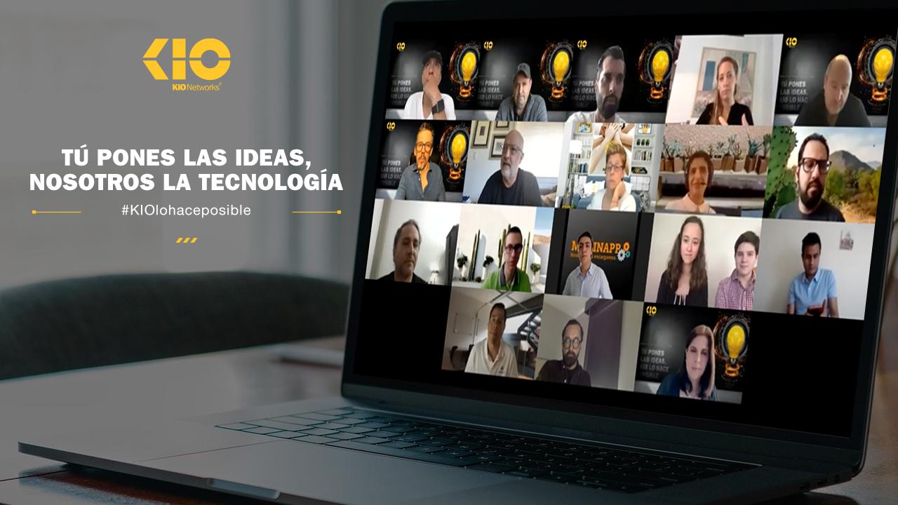 KIO Networks selecciona a ganadores con proyectos de solución TI