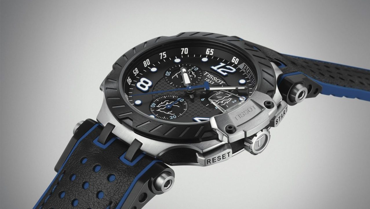 Tissot presenta colección de relojes inspirada en el motociclismo