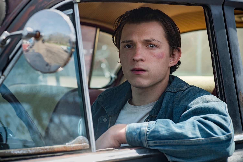 Netflix comparte el tráiler de su película con  Robert Pattinson y Tom Holland
