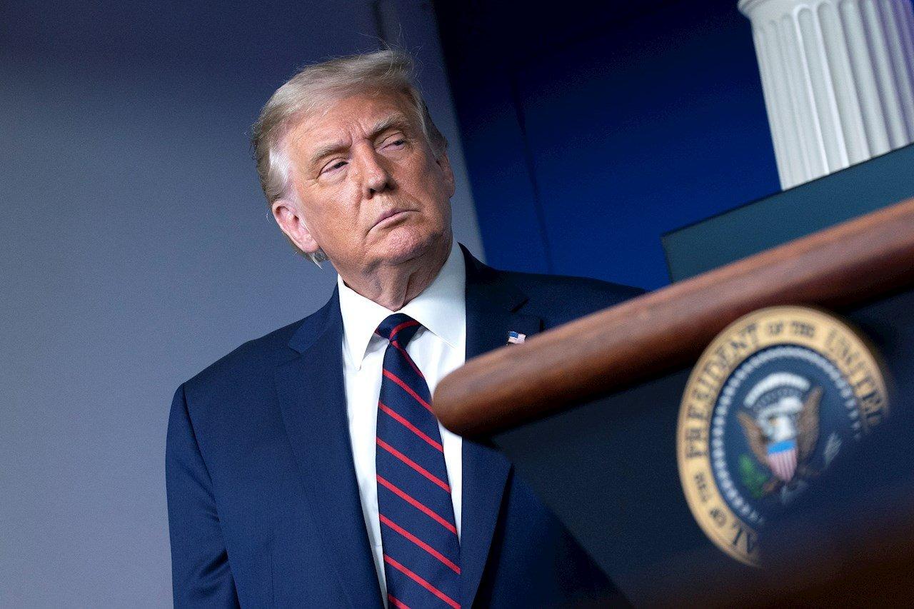 Trump adeuda cientos de mdd en impuestos, según el NYT