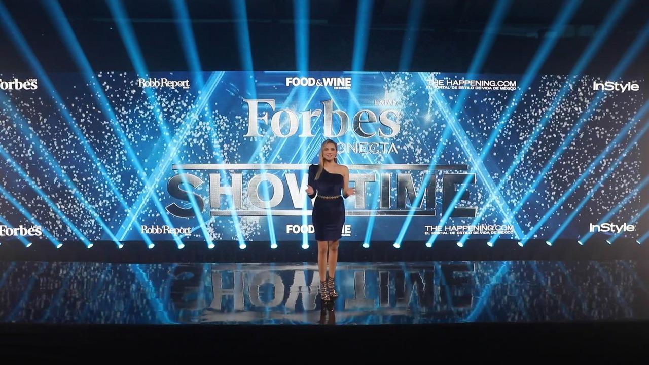 Forbes Conecta: Showtime! La nueva era del entretenimiento es digital