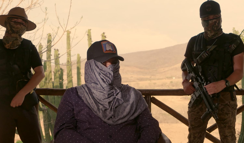Criminal mexicano entre 'Los más buscados del mundo' de Netflix