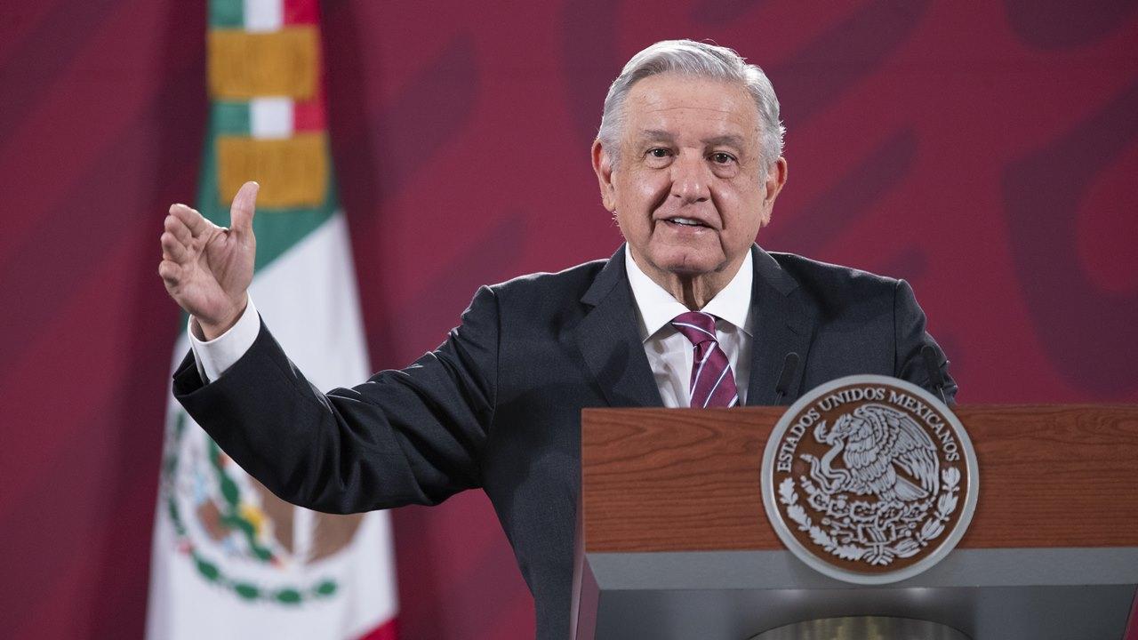 Lento, pero ya vamos de salida de la pandemia de Covid-19 en México: AMLO