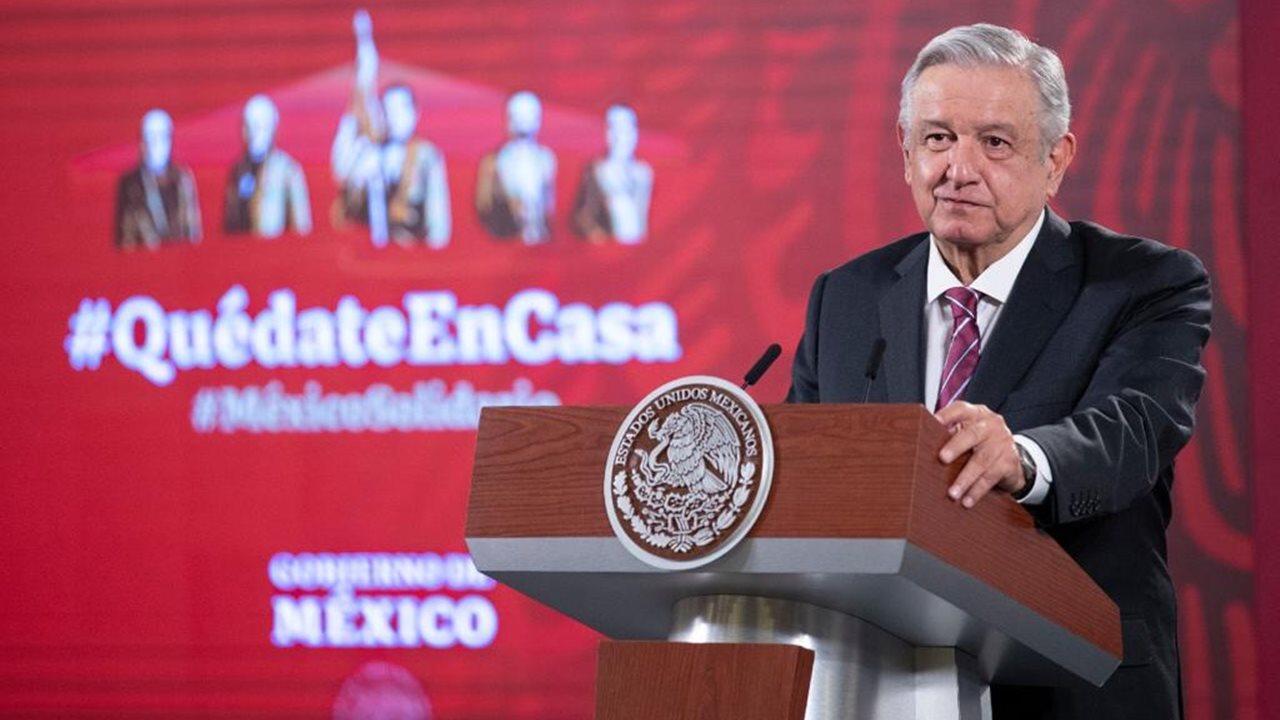 AMLO anuncia plan para conectar por tren CDMX y Estado de México