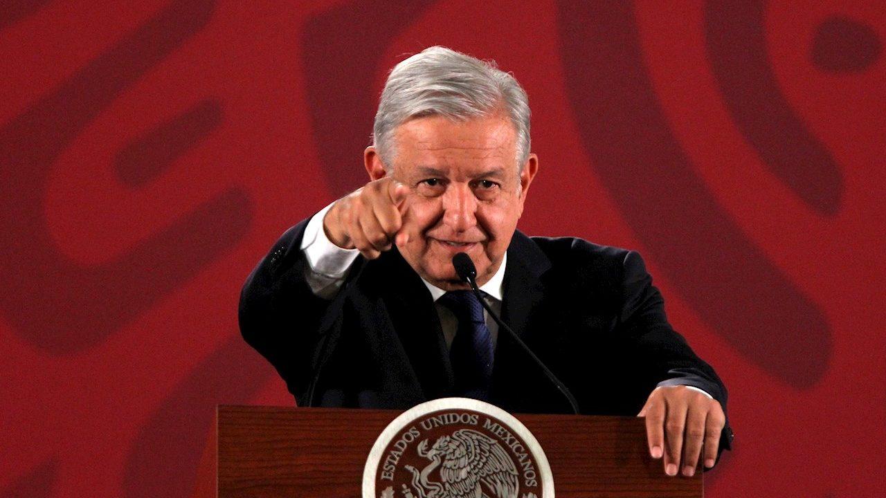 AMLO responde al FMI: dejen de estar solapando a gobiernos corruptos