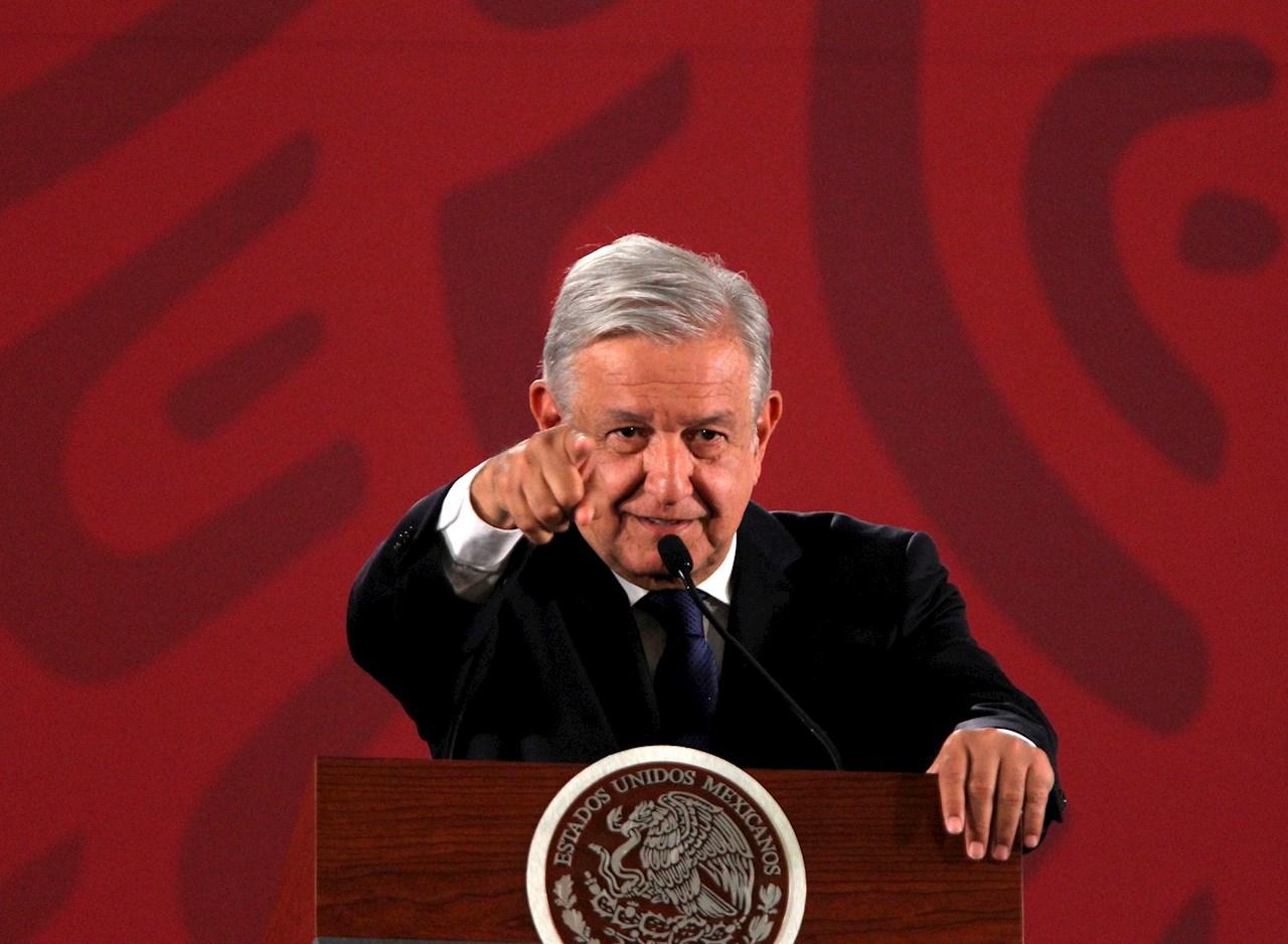 México era un 'narco-Estado' durante el sexenio de Calderón, señala AMLO