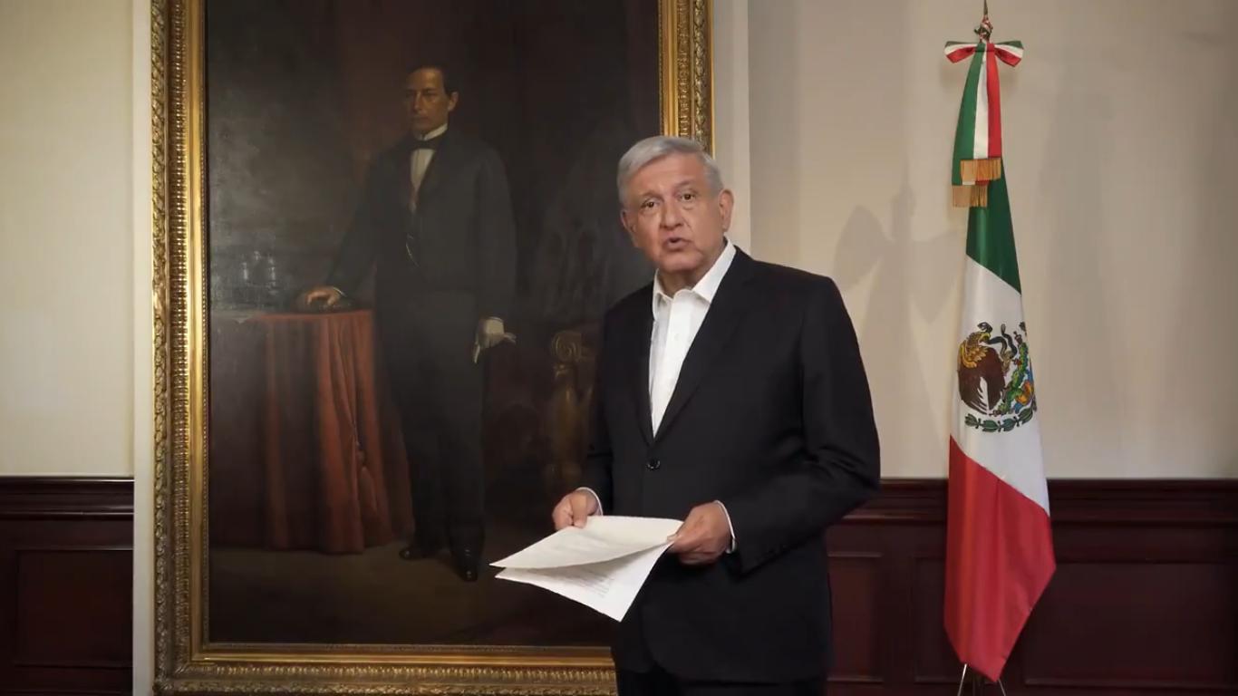 López Obrador llega al segundo informe con reto histórico y cargas del pasado