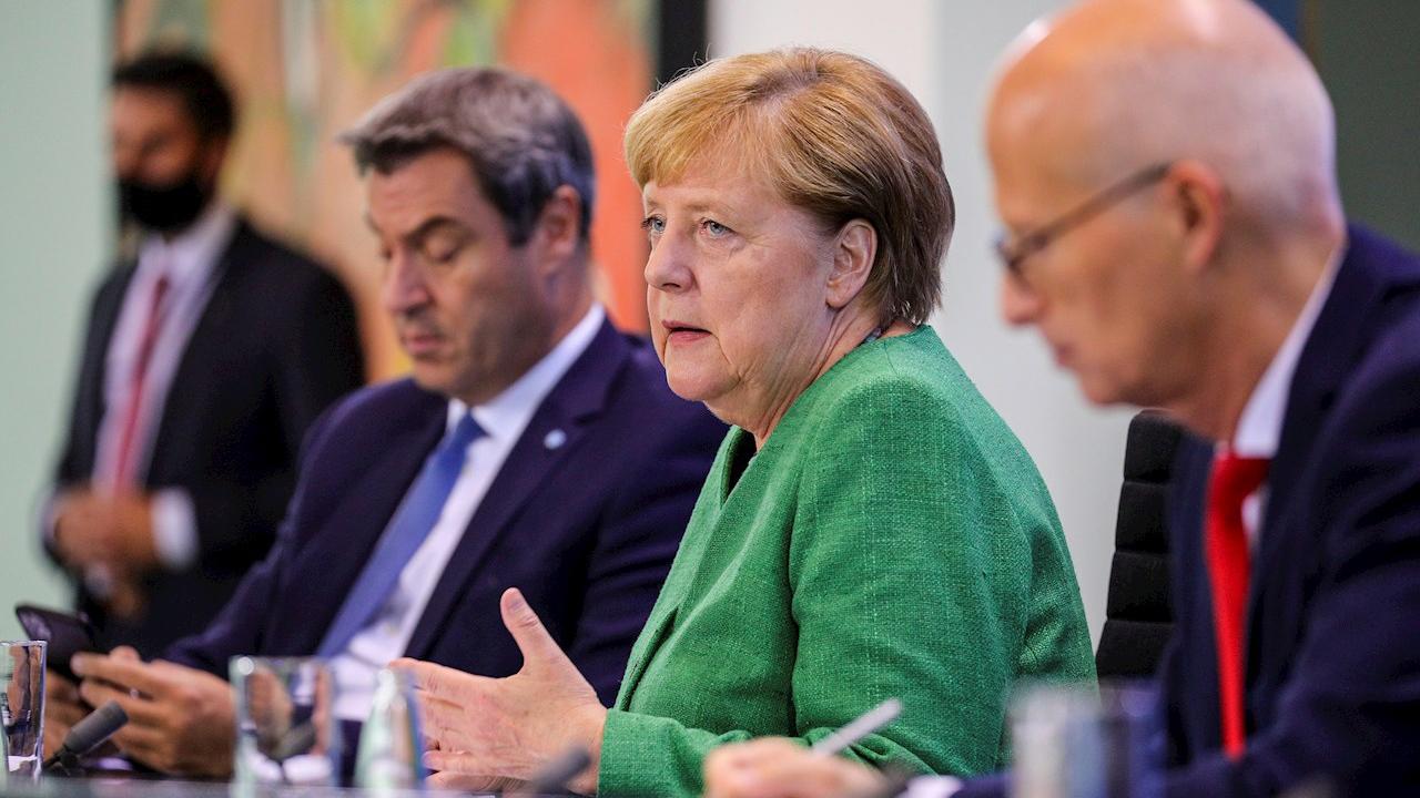 Alemania pide dejar de viajar a países de alto riesgo de Covid-19