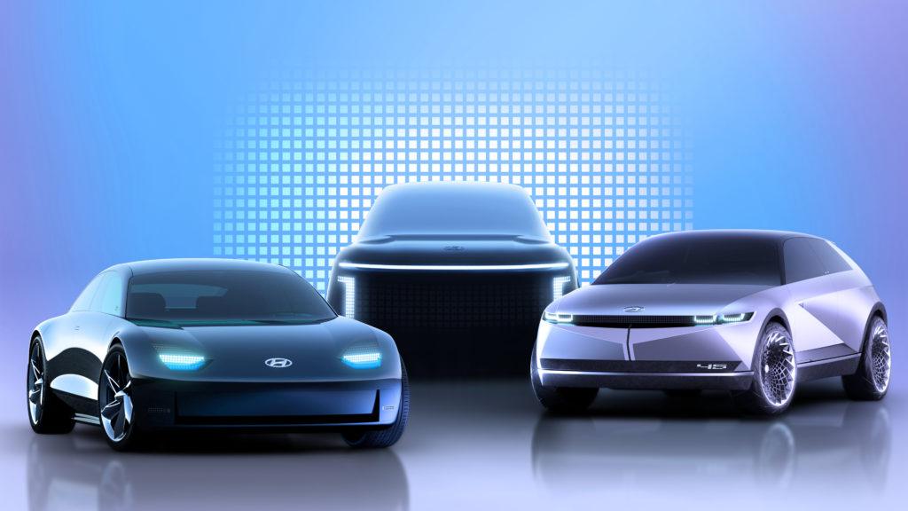 Hyundai autos eléctricos