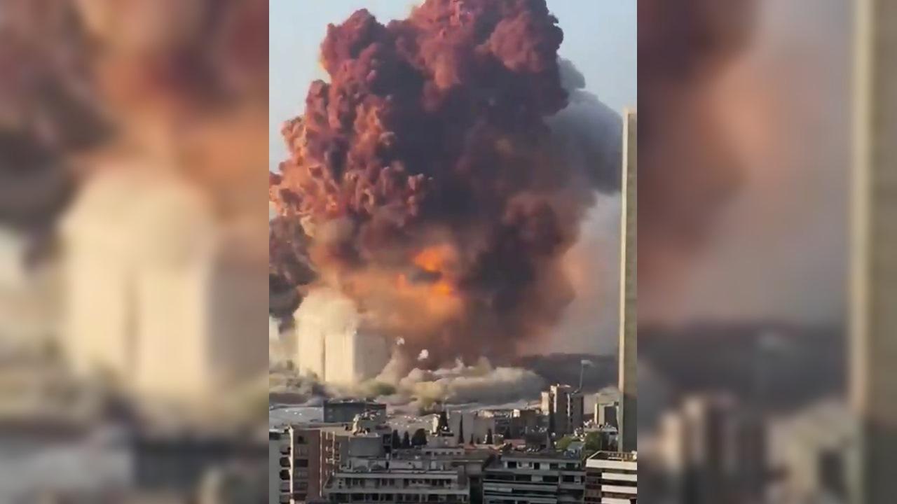 Explosión en Beirut deja decenas de muertos y cerca de 3,000 heridos