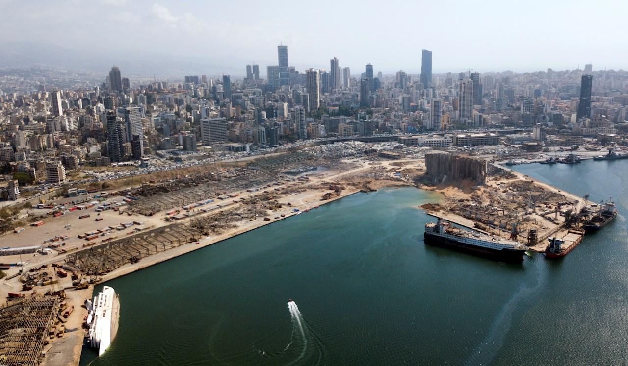 Explosión de Beirut afecta 600 edificios históricos; 70 pueden colapsar