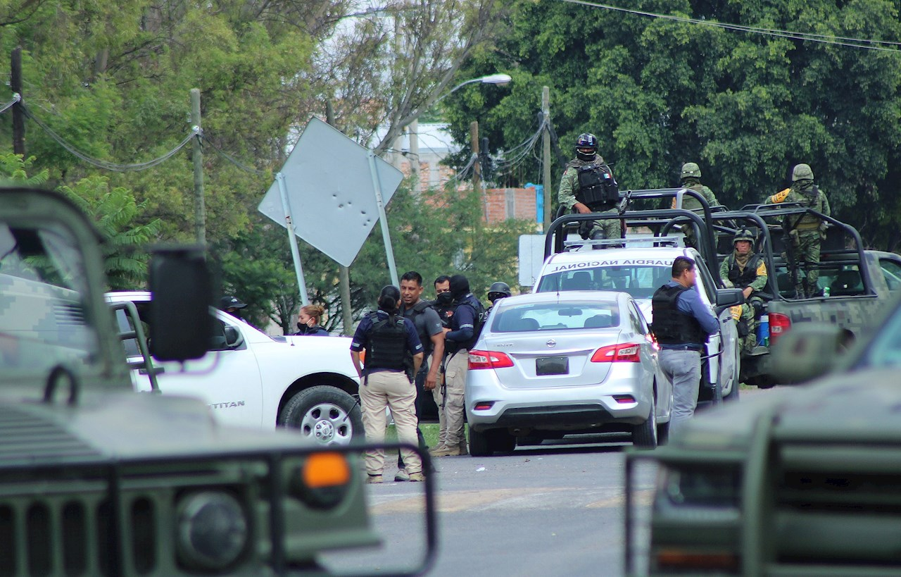 Trasladan a 'El Marro', líder del Cártel Santa Rosa de Lima, a penal de Guanajuato