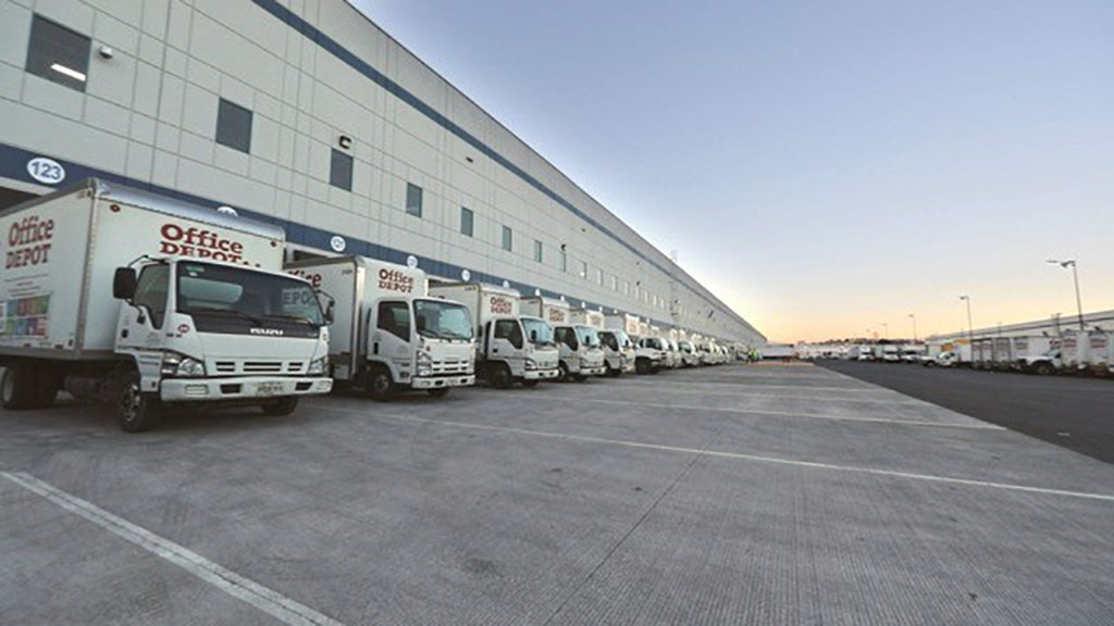 """Centro logístico nacional ubicado en San Martín Obispo"""