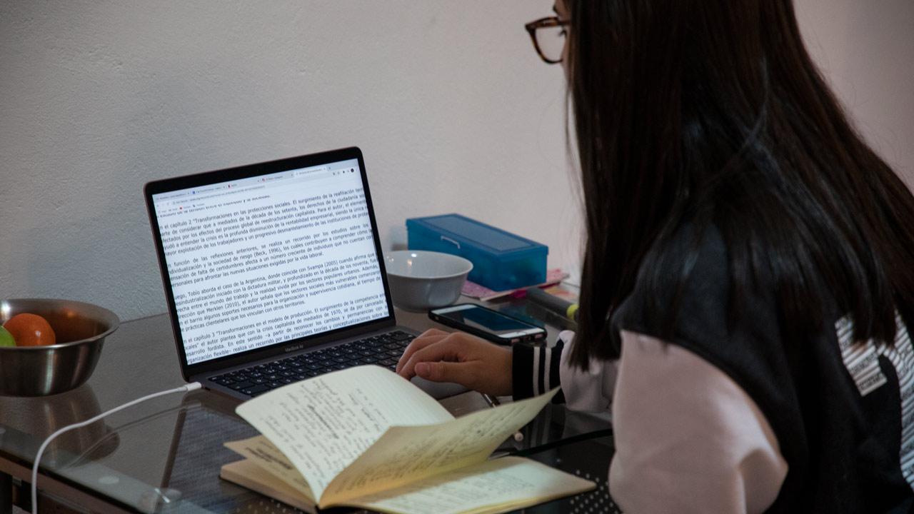 El panorama del aprendizaje en línea en México