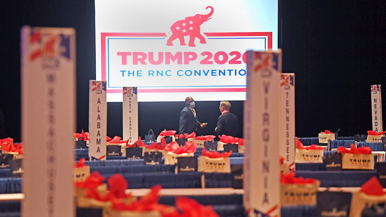 Convención republicana, a cargo de 2 exproductores del reality show de Trump