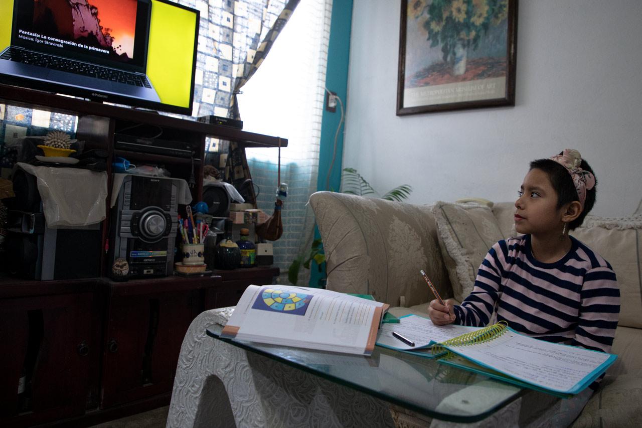 Confinamiento impacta en salud mental de la niñez mexicana: Unicef