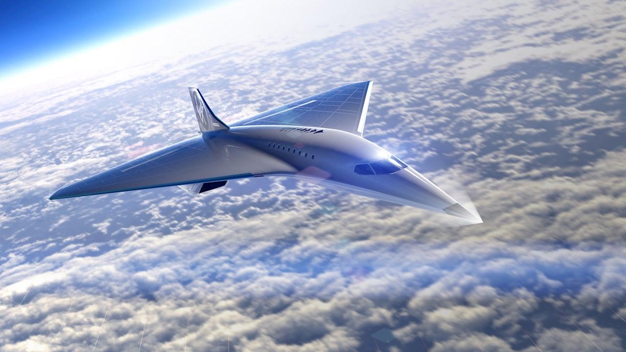Virgin Galactic y Rolls Royce, detrás del diseño de aviones para viajes supersónicos