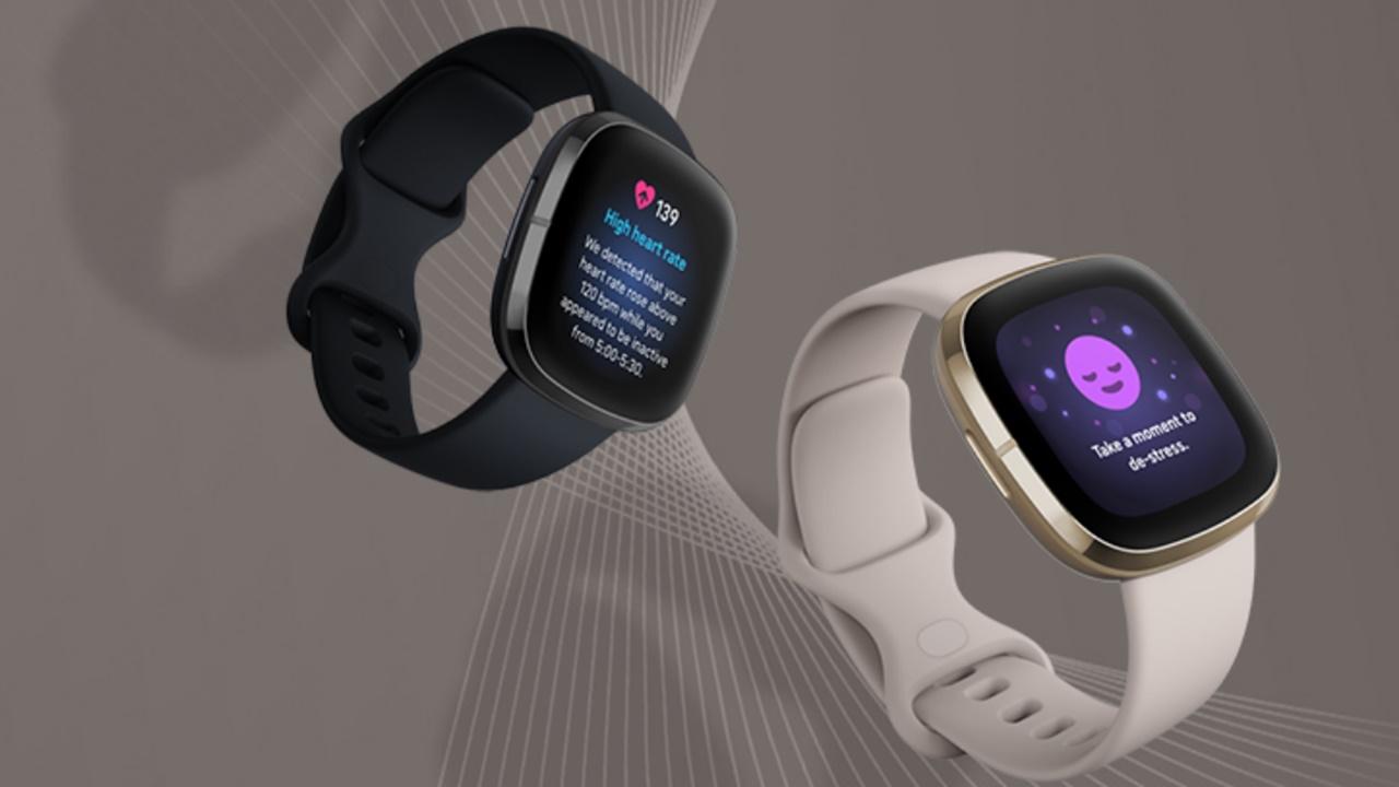Fitbit lanza un reloj que puede medir tu estrés