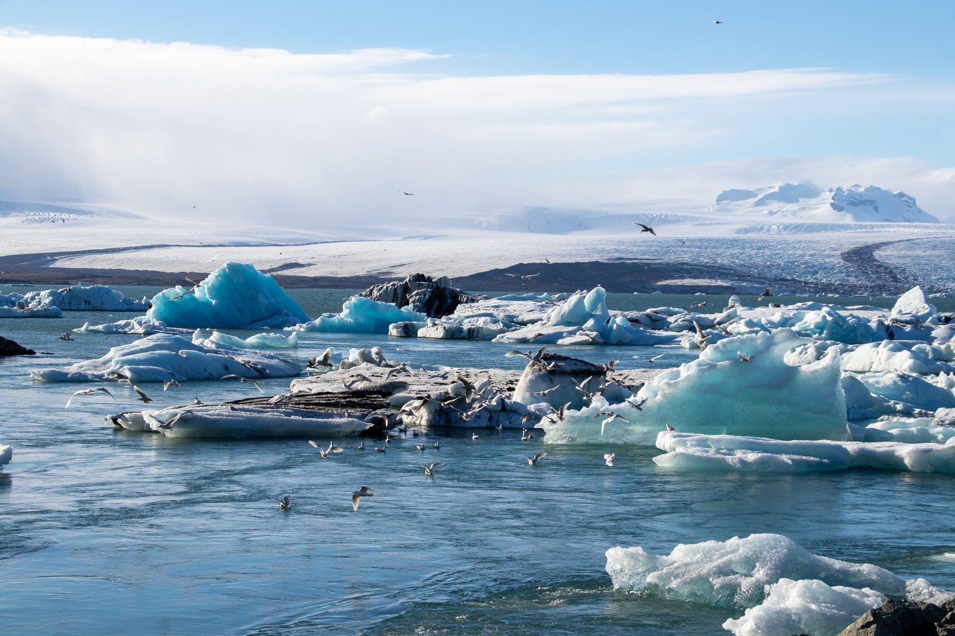 El hielo en Groenlandia se ha reducido a un punto sin retorno