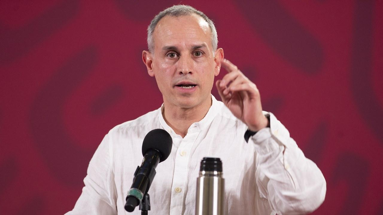 López-Gatell defiende estrategia contra Covid-19
