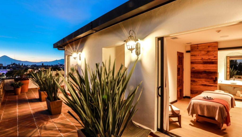 spa Azul Talavera Hotel