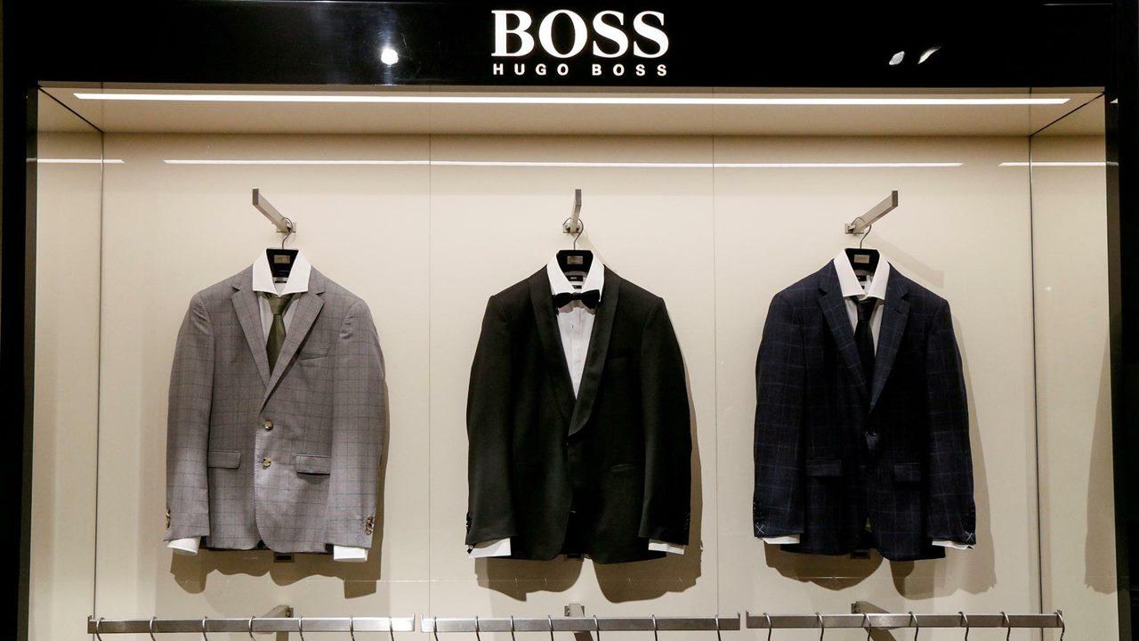 Hugo Boss resiste al Covid-19  con expansión en tiendas y nueva tienda en línea