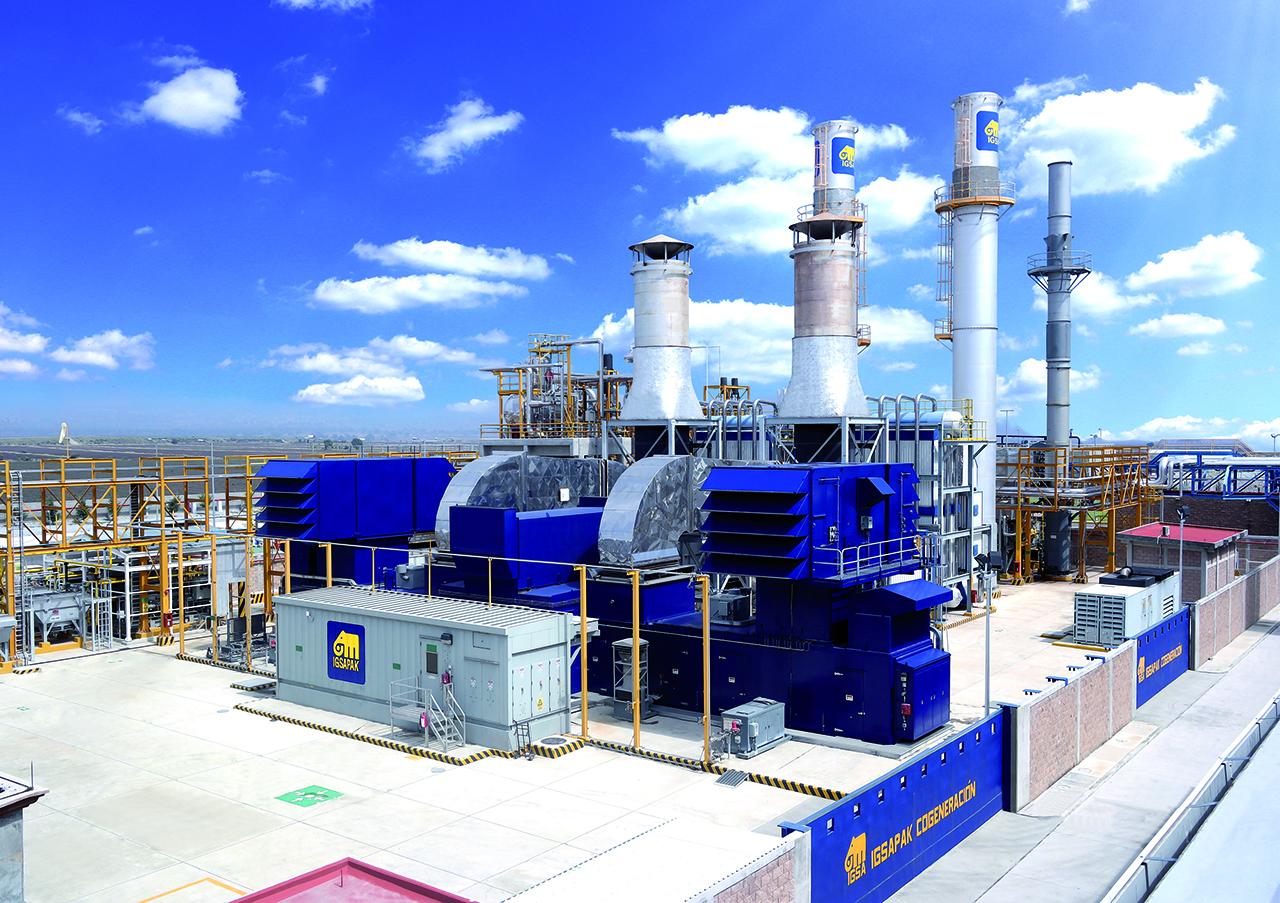 IGSA, un aliado energético de alto voltaje