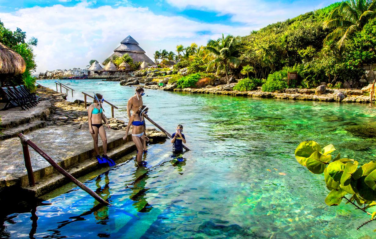 Xcaret presenta Vitamina X, la campaña para una nueva forma de viajar